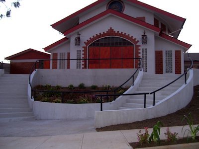 New Convent in Chile