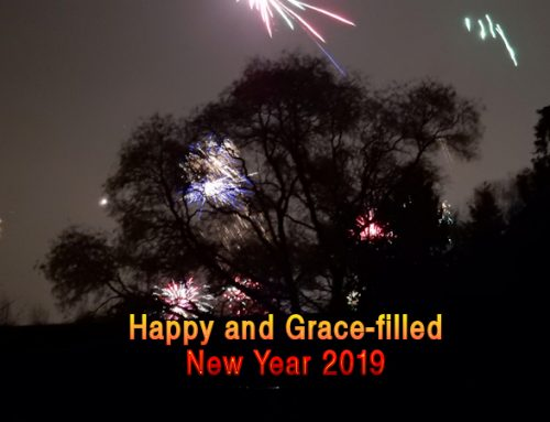 A Happy and Grace-filled New Year 2019