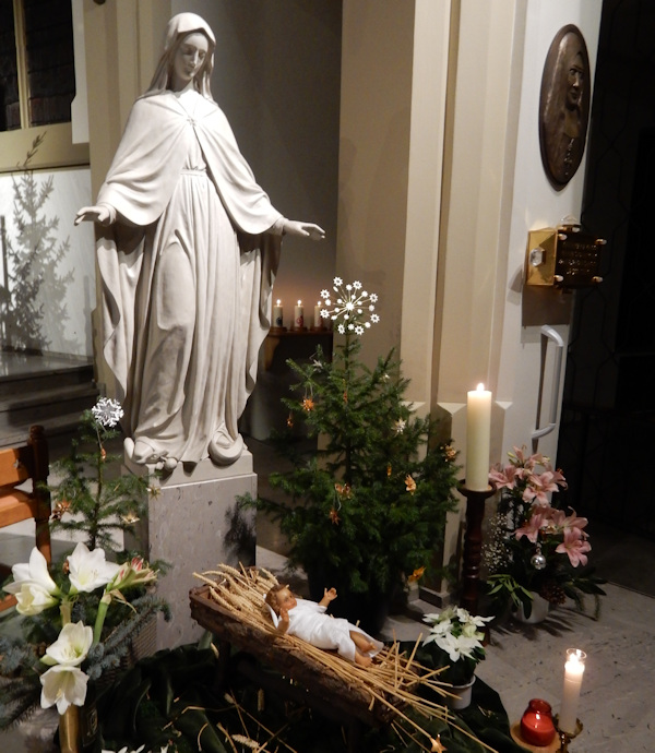 Blessed Christmas! Grace-filled New Year!