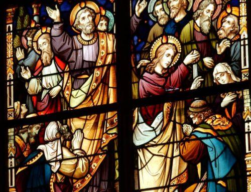 Blessed Pentecost!